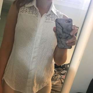JAG Lace Work Shirt