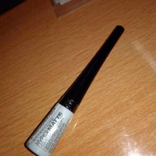 maybelline hyper matte liquid liner new!!