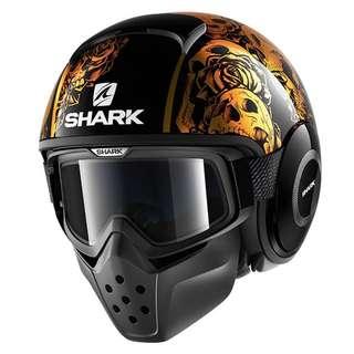 Shark Drak Helmets - Sanctus