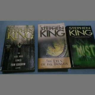 Stephen King Bundle
