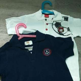 🌻Esprit , Chickeeduck Polo T Shirt For Boy