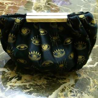 Limited Edition LING WU ACUVUE clutch bag