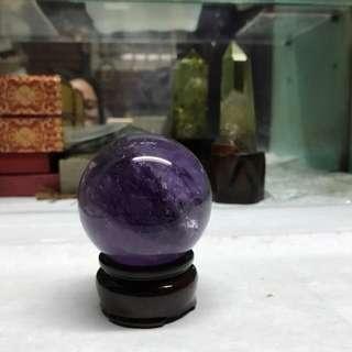 🔮天然紫水晶球🔮