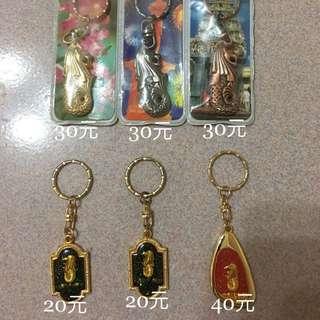 新加坡紀念鑰匙圈