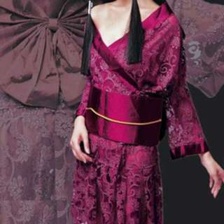 Red Lace Yet Elegant Sleepwear
