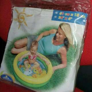 Bak Mandi Balon Bayi