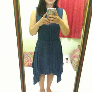 Navy Dress/Outer Hardware