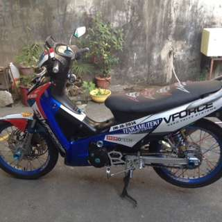 Wave 125 2006 Model
