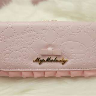Authentic My Melody Sanrio Wallet