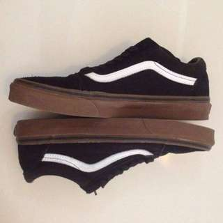 ORIGINAL Vans Old Skool Gum Sole