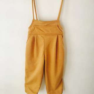 farmer's jumpsuit
