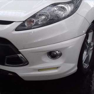 RBS Bodykit For Ford Fiesta
