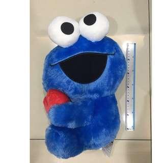 日本 環球影城 芝麻街 cookie monster