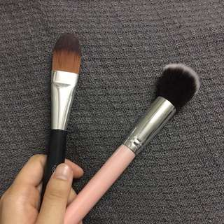 (PL) Make-up Brushes