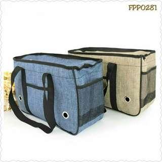 全新 純色款寵物袋  寵物包  寵物手提袋  狗袋  貓袋  寵物用品