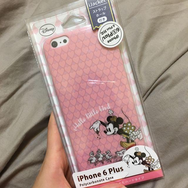 日本購入迪士尼6.6splus手機殼📱