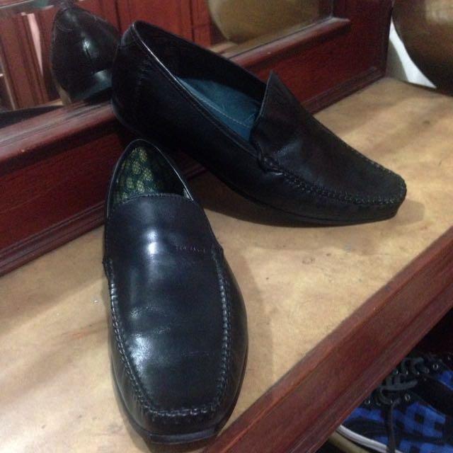 #9折 英國購回 Ted Baker 亮皮皮鞋 Us9