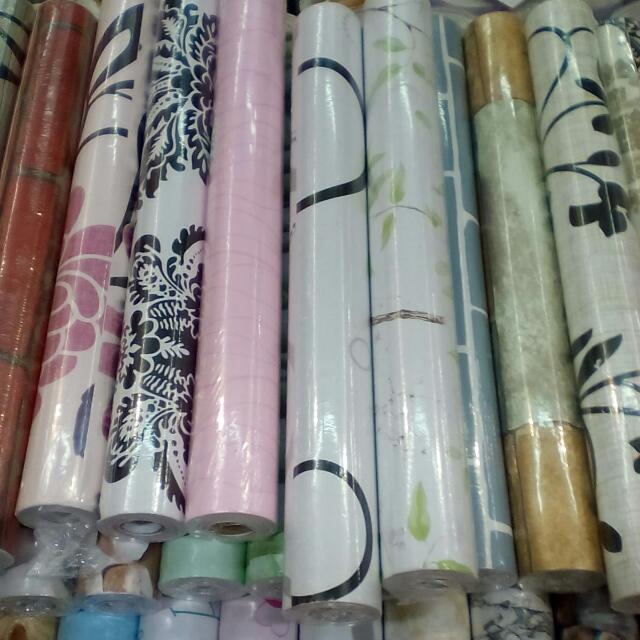 Adhesive Wall Paper