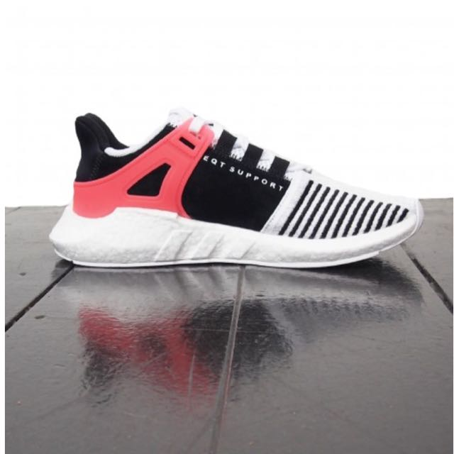 d2f8d9d2f5c8 Adidas Originals EQT Equipment Support 93 17 White Turbo Red