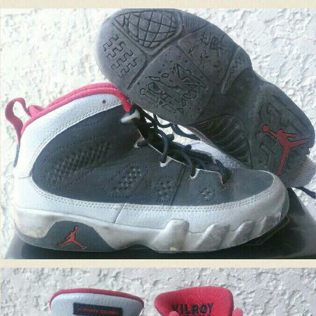 REPRICED: Air Jordan 9 (Johny Kilroy Pack), 20cm