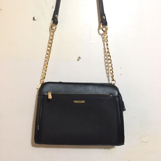 Authentic David Jones Shoulder Bag