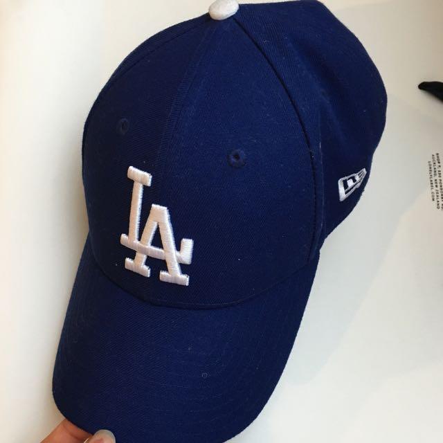Authentic LA baseball cap