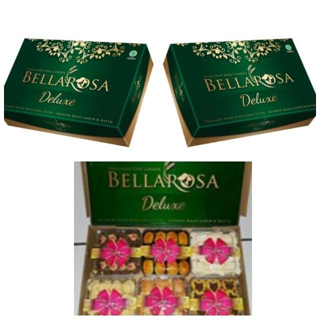 BellaRosa DELUXE  KUE KERING