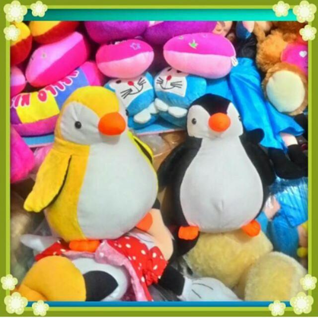Boneka Penguin