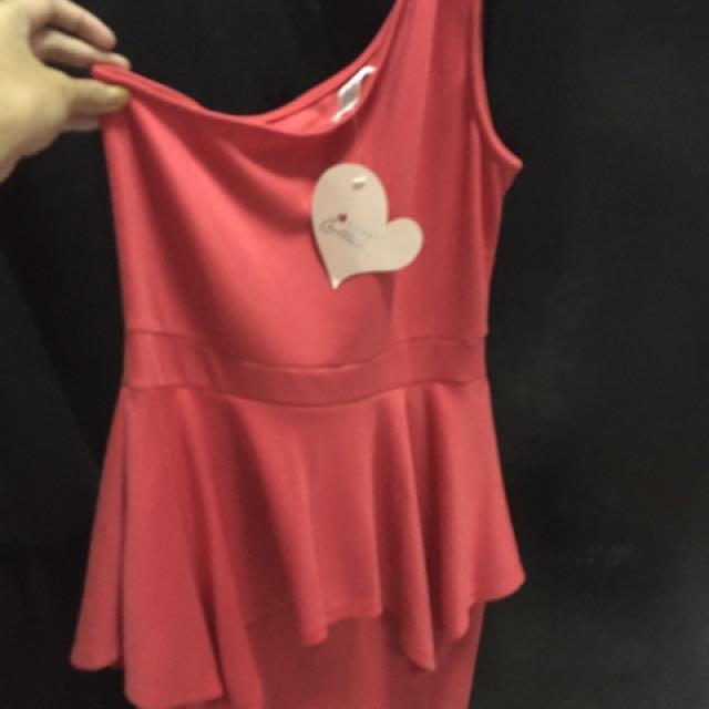 Brand New Venus Cut Dress