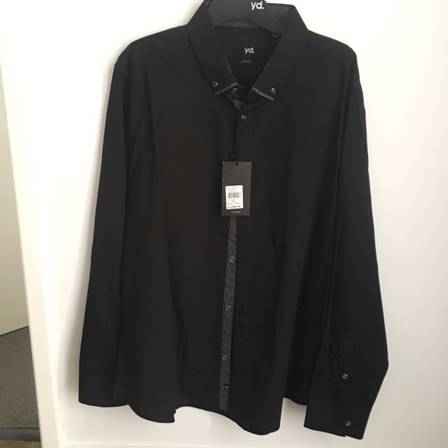 BRAND NEW YD Men's Dress Shirt XXL