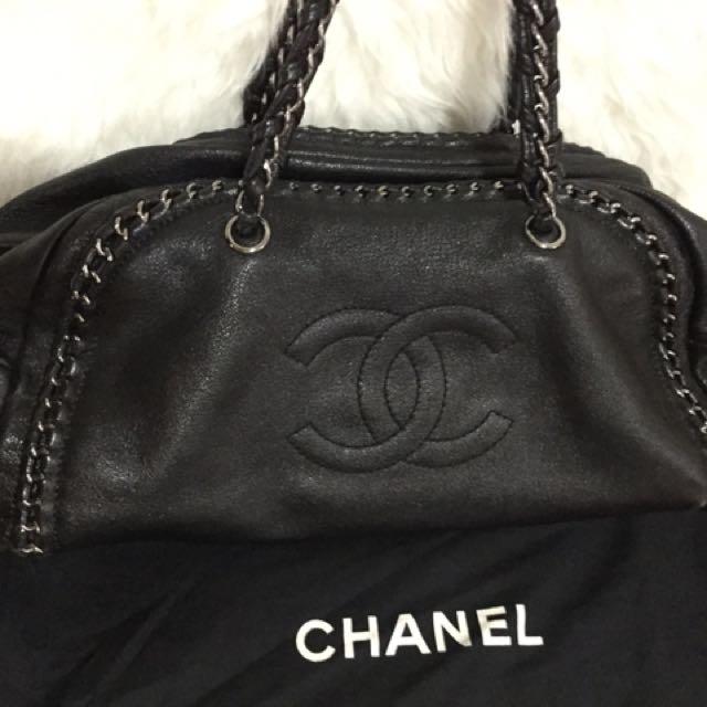 Chanel Half Round Chain