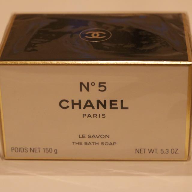 Chanel Perfume Scented Bath Soap