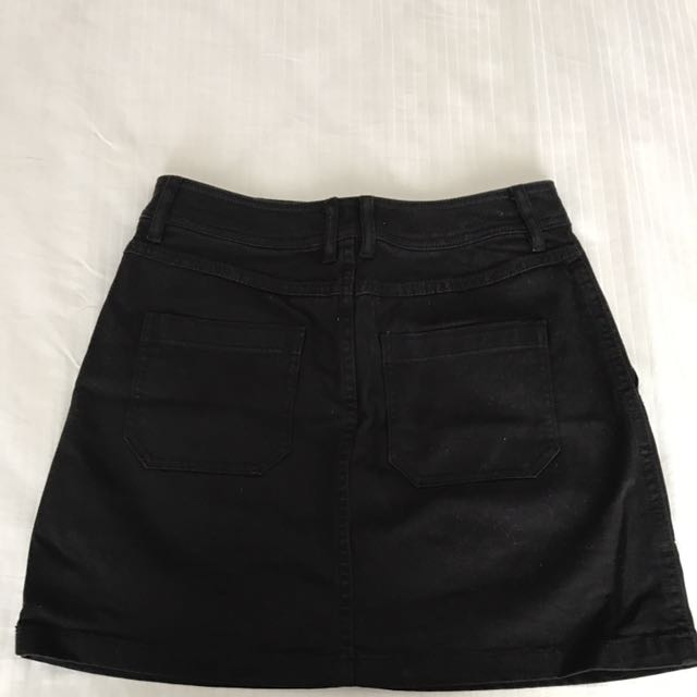 246251af39 Country Road Carpenter Denim Skirt Size 4, Women's Fashion, Clothes on  Carousell