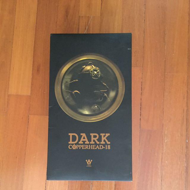 Dark Copperhead