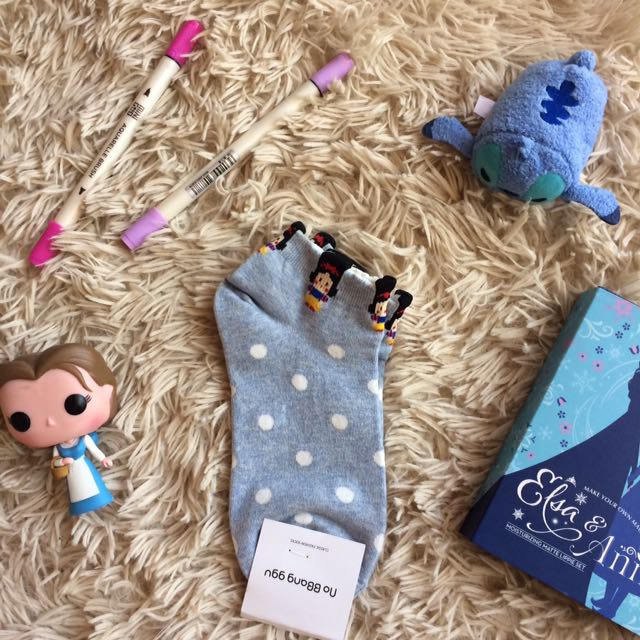 Disney Princess Snow White Ankle Socks (REPRICED ✨)