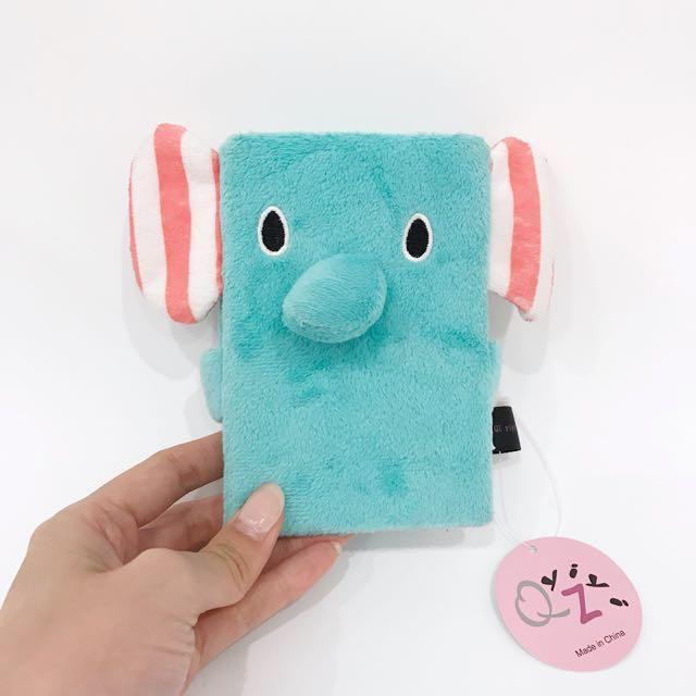Elephant Portable Fold Mirror