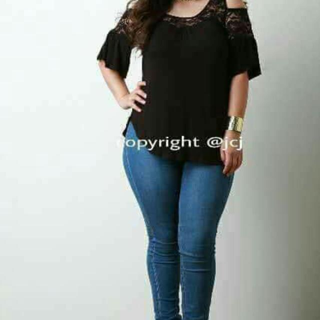 Fab Plus Sized blouses