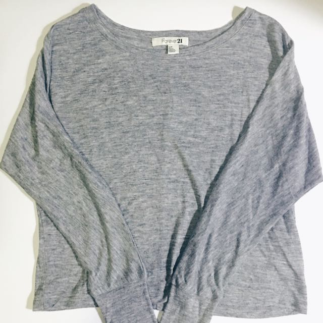 Cozy Forever 21 Top