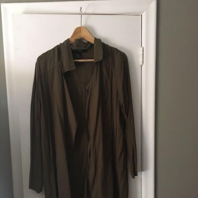 Forever 21 Overcoat