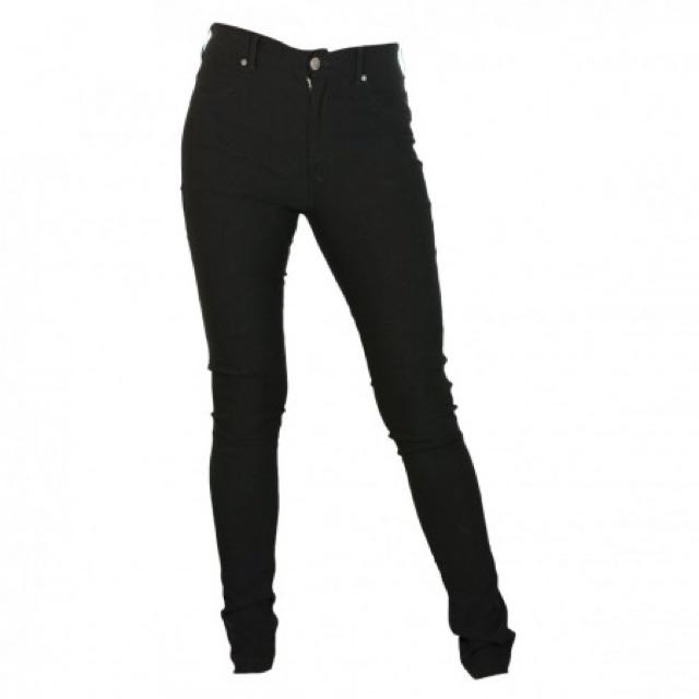 996e980bdb759 Forever 21 Women Black Skinny Jeans, Women's Fashion, Clothes, Pants ...