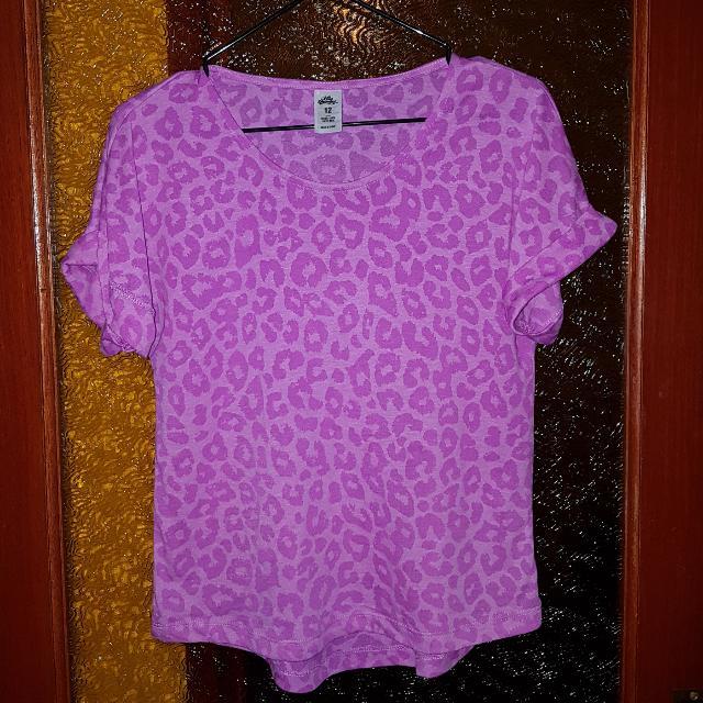 Girl's Purple T-Shirt