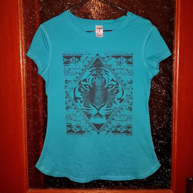 Girl's Tiger T-Shirt