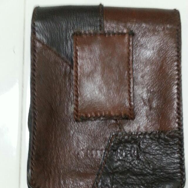 Handcrafted Genuine Leather Pouch