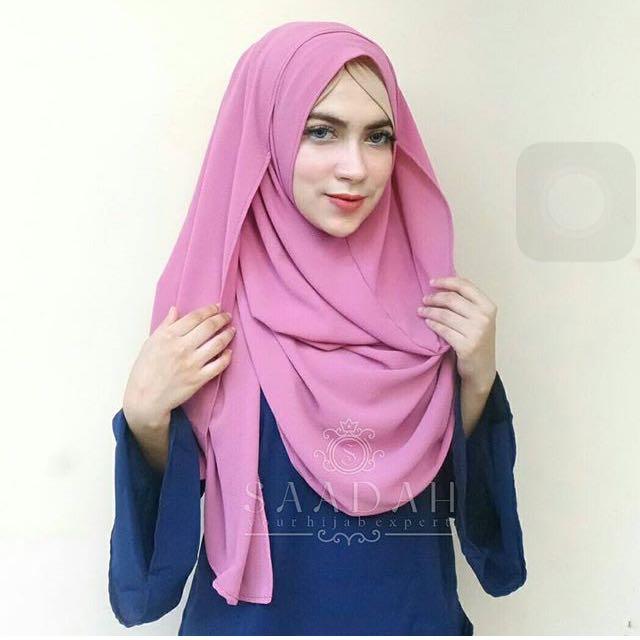 Instan Hijab From Saadah Butik