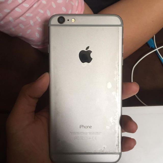 Ip6+ 16GB Silver