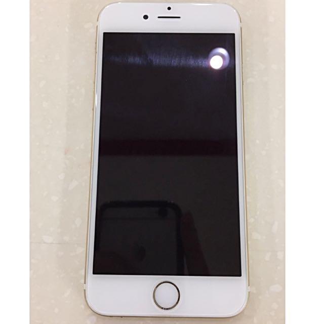Iphone6 16g金色