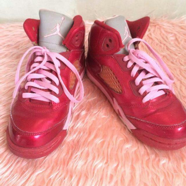 Jordan 5 Valentines