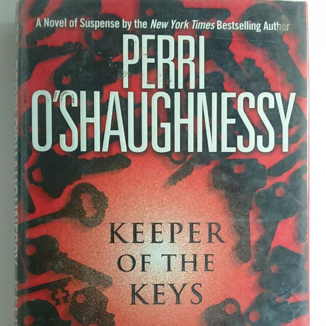 Keeper Of The Keys By Perri O'Shaugnessy