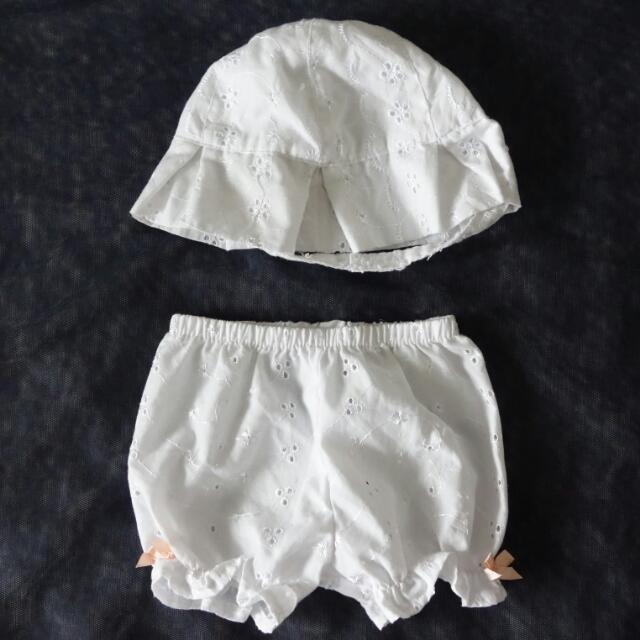 Kidgets Shorts and Hat