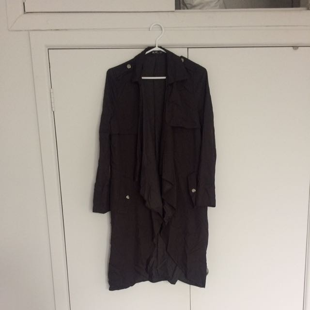 "Long ""trench"" Coat"
